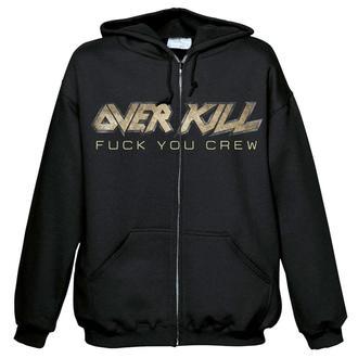 Muška majica s kapuljačom Overkill - Fuck you crew - NUCLEAR BLAST, NUCLEAR BLAST, Overkill