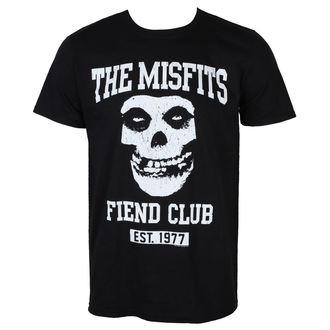 Majica metal muška Misfits - FIEND CLUB - PLASTIC HEAD, PLASTIC HEAD, Misfits