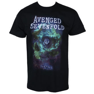 Majica metal muška Avenged Sevenfold - SPACE FACE - PLASTIC HEAD, PLASTIC HEAD, Avenged Sevenfold