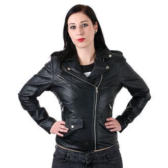 Ženska kožna jakna - Augusta - DOCTOR FAUST, DOCTOR FAUST