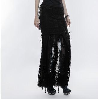 Ženska Suknja PUNK RAVE - Opium - Crna, PUNK RAVE