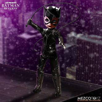 Figurica BATMAN - Living Dead Dolls - Catwoman, LIVING DEAD DOLLS