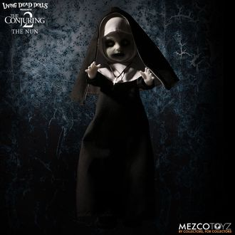 Figurica The Nun - The Conjuring - Living Dead Dolls, LIVING DEAD DOLLS