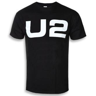 Muška metal majica U2 - WHITE LOGO - PLASTIC HEAD, PLASTIC HEAD, U2