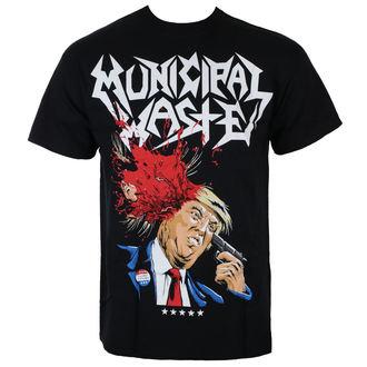 Majica metal muška Municipal Waste - TRUMP - Just Say Rock, Just Say Rock, Municipal Waste