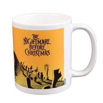 Šalica Nightmare Before Christmas - Graveyard Scene - PYRAMID POSTERS, NIGHTMARE BEFORE CHRISTMAS
