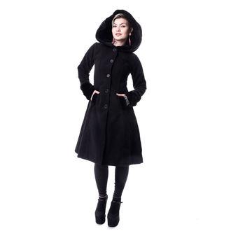Ženski kaput VIXXSIN - ELENA - BLACK, VIXXSIN