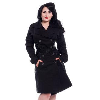 Ženski kaput Chemical Black - ELLEN - BLACK, CHEMICAL BLACK