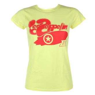 Ženska majica Led Zeppelin - LZ III Bubble Logo, NNM, Led Zeppelin