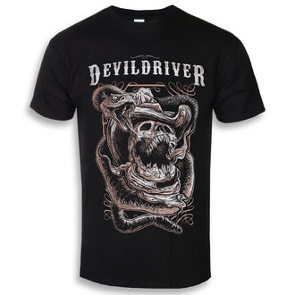 Muška metal majica Devildriver - Cowboy2 - NAPALM RECORDS, NAPALM RECORDS, Devildriver