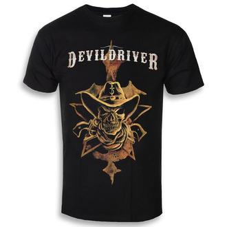 Muška metal majica Devildriver - Cowboy - NAPALM RECORDS, NAPALM RECORDS, Devildriver
