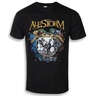 Muška metal majica Alestorm - Fucked With An Anchor - NAPALM RECORDS, NAPALM RECORDS, Alestorm