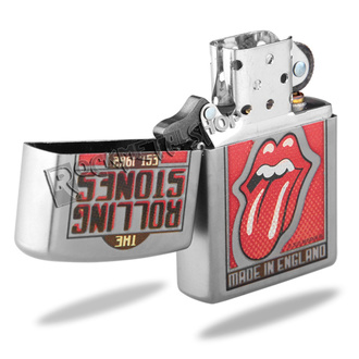 Upaljač ZIPPO - ROLLING STONES, ZIPPO, Rolling Stones