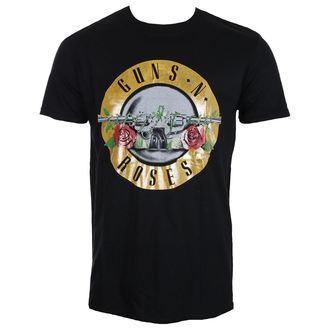 Muška metal majica Guns N' Roses - Logo Fog Foil - ROCK OFF, ROCK OFF, Guns N' Roses