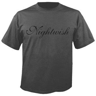 Muška metal majica Nightwish - Logo GREY - NUCLEAR BLAST, NUCLEAR BLAST, Nightwish