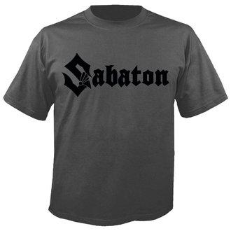 Muška metal majica Sabaton - Logo GREY - NUCLEAR BLAST, NUCLEAR BLAST, Sabaton