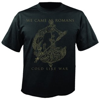 Muška metal majica We Came As Romans - Cold like war - NUCLEAR BLAST, NUCLEAR BLAST, We Came As Romans