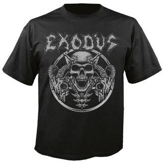 Majica muška Exodus - Horns Skull - NUCLEAR BLAST, NUCLEAR BLAST, Exodus