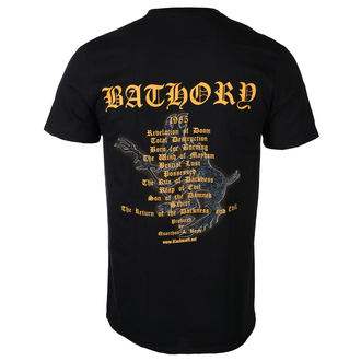 Muška metal majica Bathory - THE RETURN... 2017 - PLASTIC HEAD, PLASTIC HEAD, Bathory