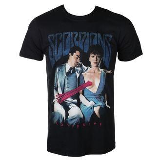Muška metal majica Scorpions - LOVE DRIVE - PLASTIC HEAD, PLASTIC HEAD, Scorpions