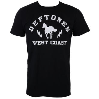 Majica metal muška Deftones - WEST COAST - PLASTIC HEAD, PLASTIC HEAD, Deftones
