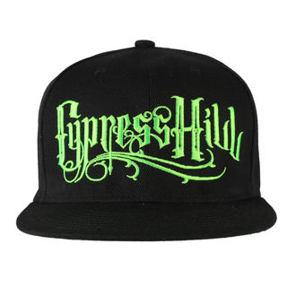 Kapa Cypress Hill - Pot Leaf Black, Cypress Hill