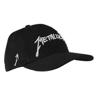 Kapa Metallica - Garage - Srebro Logo Black, NNM, Metallica