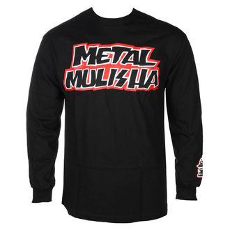 Muška ulična majica - STICK BLK - METAL MULISHA, METAL MULISHA