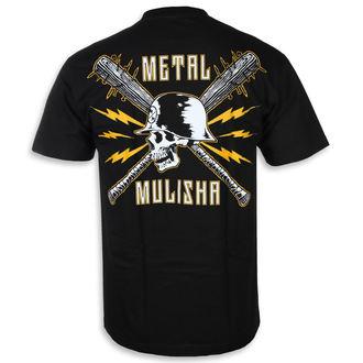 Muška ulična majica - BLUNT FORCE BLK - METAL MULISHA, METAL MULISHA