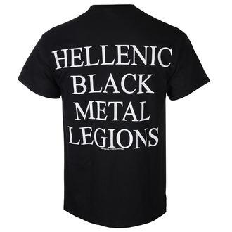 Muška metal majica Rotting Christ - HELLENIC BLACK METAL LEGIONS - RAZAMATAZ, RAZAMATAZ, Rotting Christ