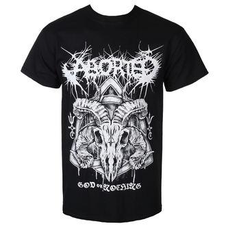 Muška metal majica Aborted - GOD OF NOTHING - RAZAMATAZ, RAZAMATAZ, Aborted