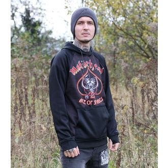 mikina pánská MOTÖRHEAD - Black, 686, Motörhead