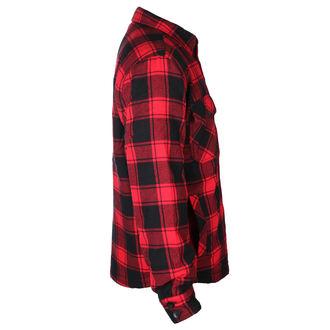 Zimska jakna - Lumberjacket checked - BRANDIT, BRANDIT