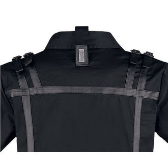 Muška košulja VIXXSIN - STERLING - BLACK, VIXXSIN