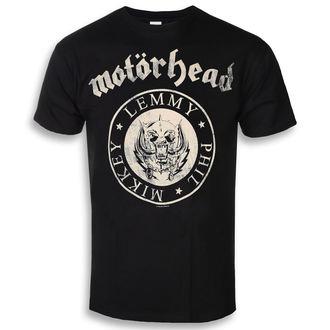 Muška metal majica Motörhead - Undercover Seal Newsprint - ROCK OFF, ROCK OFF, Motörhead