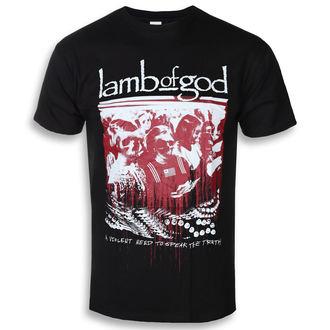 Muška majica Lamb Of God - Enough Is Enough - ROCK OFF, ROCK OFF, Lamb of God
