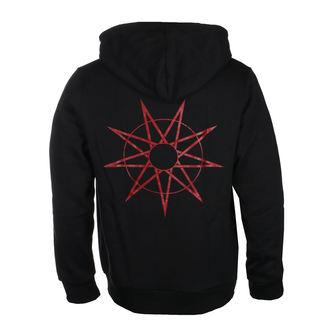 mikina pánská Slipknot - 9-Point Star - ROCK OFF, ROCK OFF, Slipknot