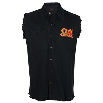 Muška košulja bez rukava (Prsluk) OZZY OSBOURNE - BARK AT THE MOON - RAZAMATAZ, RAZAMATAZ, Ozzy Osbourne
