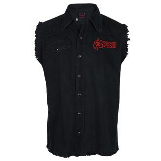 Muška košulja bez rukava (Prsluk) SAXON - WHEELS OF STEEL - RAZAMATAZ, RAZAMATAZ, Saxon