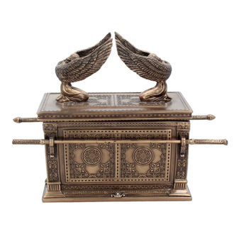 Ukrasna kutija Ark of the Covenant, NNM