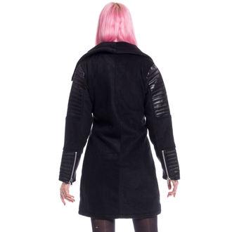 Ženski kaput Chemical Black - GALINA - BLACK, CHEMICAL BLACK