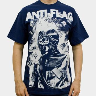 Majica muška Anti Banner (Gasmask) - KINGS ROAD, KINGS ROAD, Anti-Flag