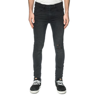 Muške hlače (traperice) GLOBE - G.04 Skinny - Beat Down Black, GLOBE