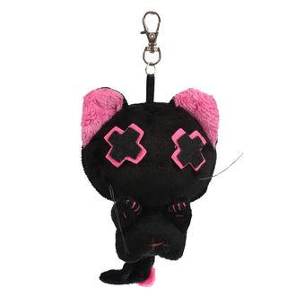 Privjesak (štene igračka) Dead Cute - BABY VANITY - CRNA / ROZA