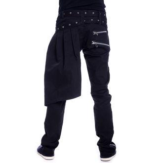 Muške hlače Vixxsin - GRAVES - CRNE, VIXXSIN