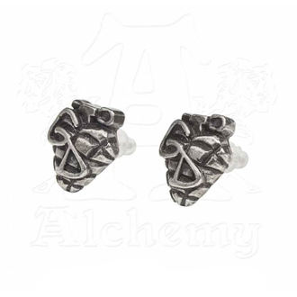 Naušnice Green Day - Grenade - ALCHEMY GOTHIC, ALCHEMY GOTHIC, Green Day