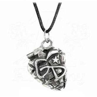 Privjesak Ogrlica Green Day - Grenade - ALCHEMY GOTHIC, ALCHEMY GOTHIC, Green Day
