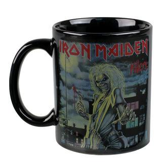 Šalica IRON MAIDEN - ROCK OFF, ROCK OFF, Iron Maiden