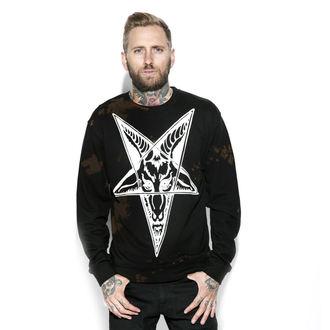 Majica dugi rukav muška - Baphomet - BLACK CRAFT, BLACK CRAFT