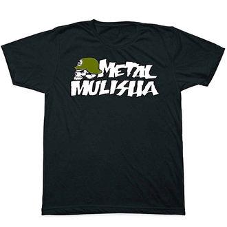 tričko pánské METAL MULISHA - IKON 2 - BLK, METAL MULISHA
